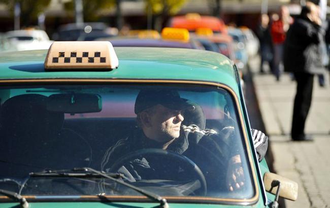 Фото: Такси (Игорь Хомич/УНИАН)