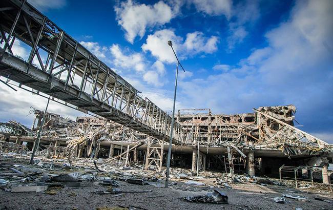 """""""Шквальный огонь"""": """"киборг"""" поделился воспоминаниями об обороне Донецкого аэропорта"""
