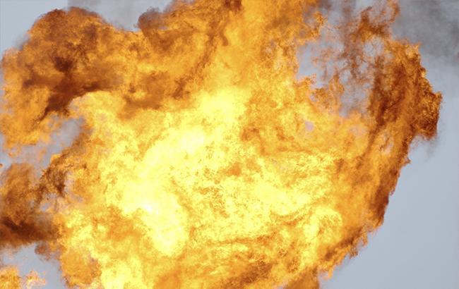 У Києві вибухнув автомобіль, є постраждалий