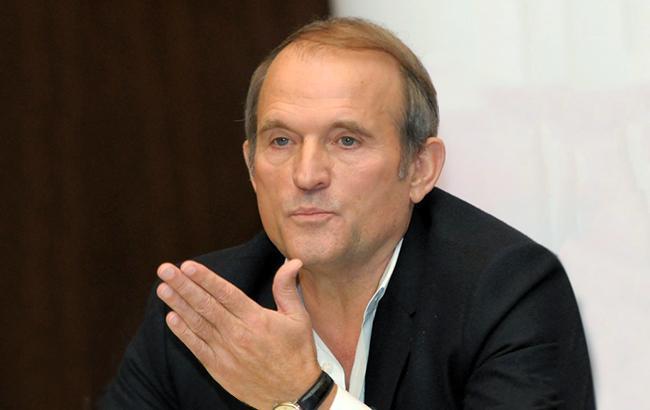 СБУ вызывает Медведчука на допрос