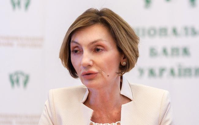 В НБУ прокоментували судове рішення про відсторонення Рожкової