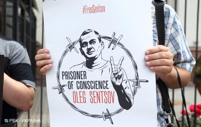 Соцопрос показал, сколько россиян знают о голодовке Олега Сенцова