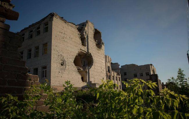 Бойовики знищили житловий будинок поблизу Авдіївки