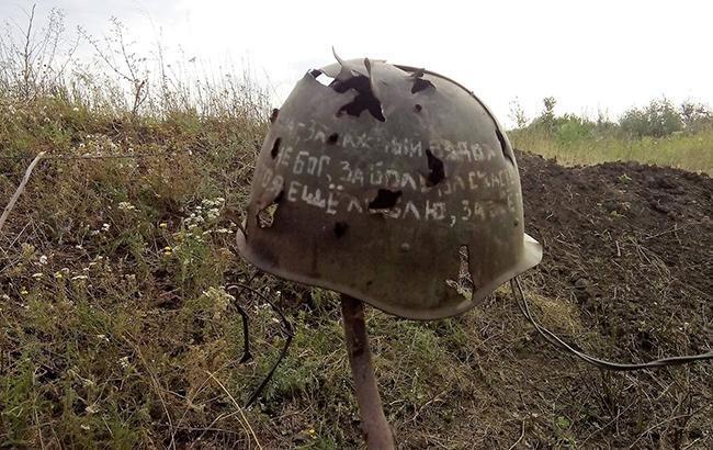 В зоні АТО за добу загинув один український військовий, ще двох травмовано