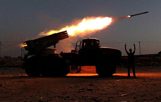 За добу бойовики 71 раз обстріляли позиції ВСУ на Донбасі, - штаб АТО