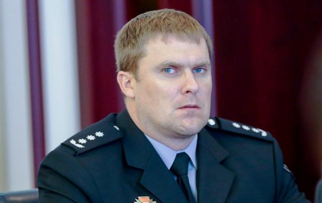 В центре Киева усилили охрану порядка