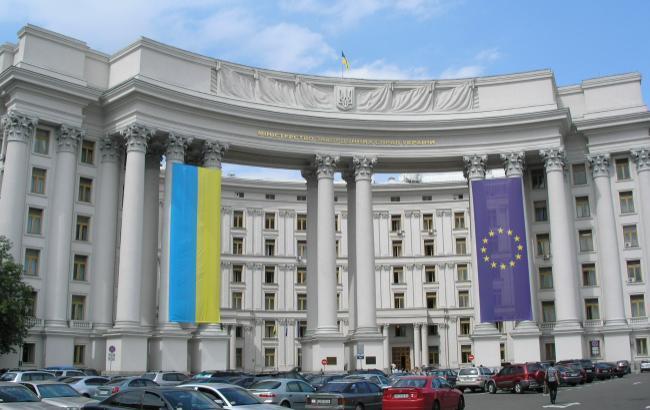 МЗС пов'язує затишшя наДонбасі з візитом Волкера: Росія хоче всіх обдурити