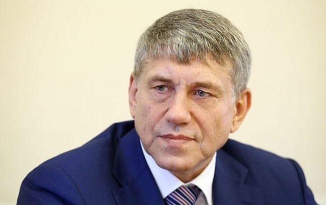 Фото: міністр енергетики Ігор Насалик