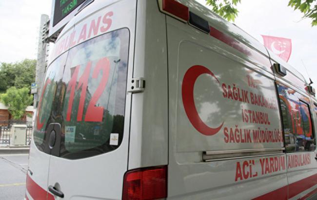 В итоге жуткого ДТП вТурции погибли 6 человек, 44 ранены