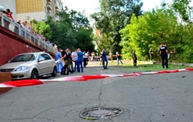Фото: в Донецьку прогримів вибух