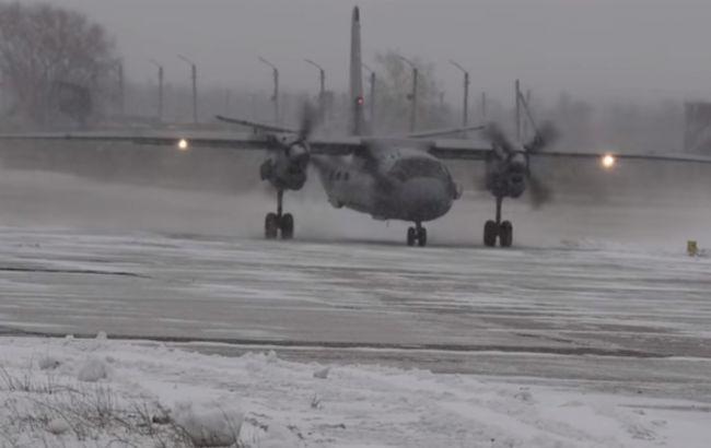Под Харьковом возобновили полеты Ан-26 после авиакатастрофы в сентябре