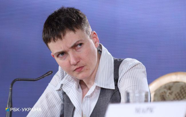 Суд отменил выплату Савченко морального ущерба за незаконный арест