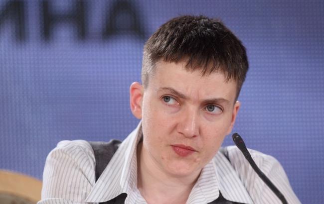 Савченко хоче виховувати солдатів з шести років