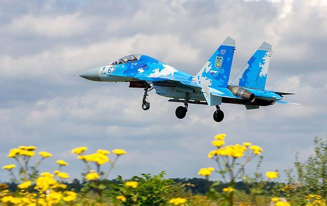 Учения, в ходе которых разбился Су-27, решили продолжить