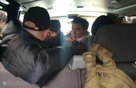 Правоохранители явно не применили достаточной силы для купирования возможности силового освобождения Саакашвили (Фото: РБК-Украина/Сергей Гришин)