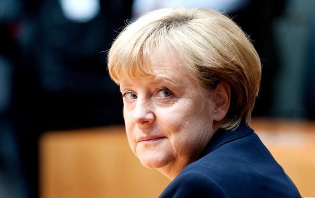 Фото Ангела Меркель