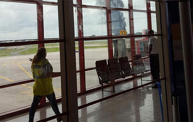 На борту літака, що розбився на Кубі було п'ять іноземців