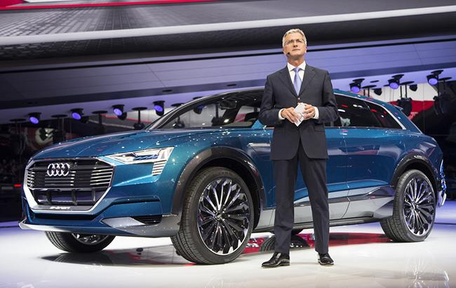 В Германии арестовали главу Audi Руперта Штадлера