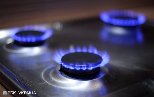 Видобуток газу в Україні знизився на 1% в першому півріччі