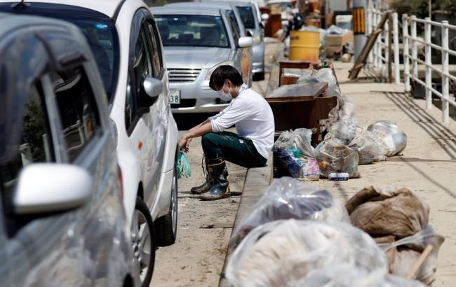 Наводнение в Японии: количество жертв увеличилось до 179