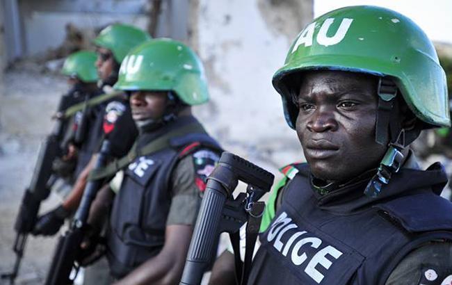 Фото: полиция Нигерии (wikimedia)