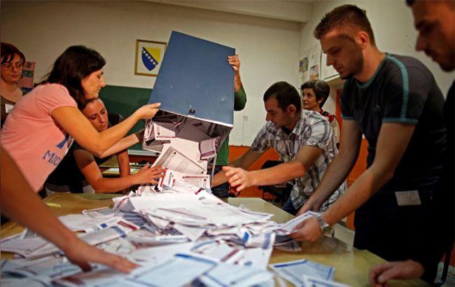 Джаферович, Комшич иДодик лидируют навыборах вБоснии иГерцеговине