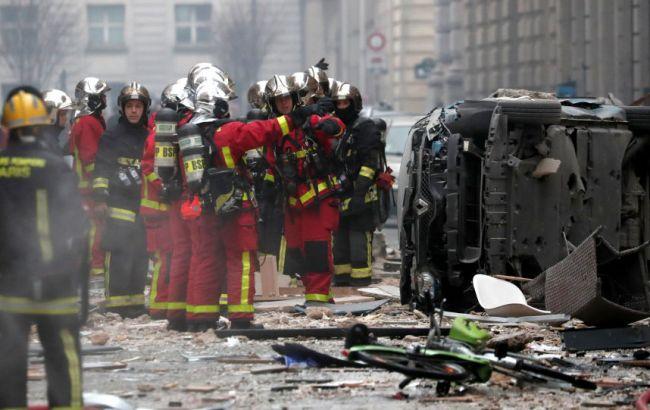 В результаті вибуху в Парижі постраждав українець, - посольство