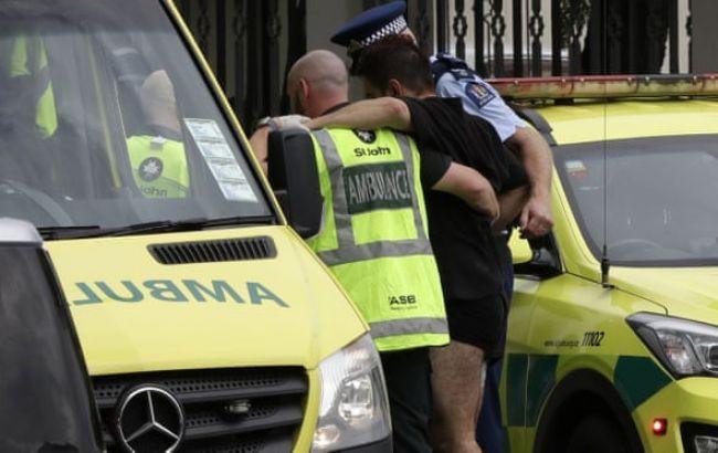 Число загиблих при стрілянині в мечетях у Новій Зеландії досягло 27