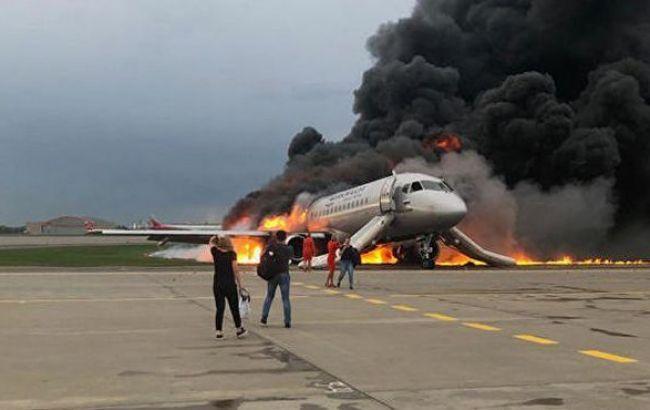 Трагедія в Шереметьєво: відновлено хронологію авіакатастрофи (відео)
