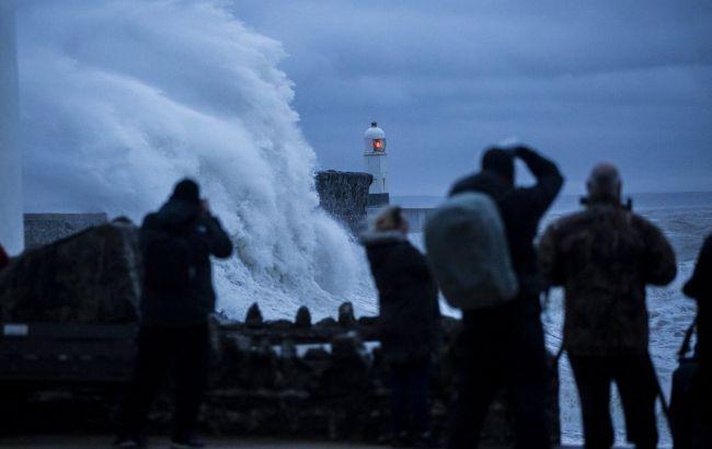 """Кількість жертв урагану """"Кіара"""" в Європі збільшилася до восьми"""