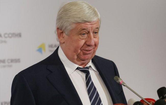ЄС продовжив санкції проти Клюєва , - Шокін