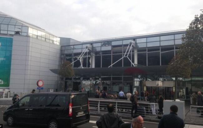 Вибух в аеропорту Брюсселя: 11 загиблих і близько 20 поранених