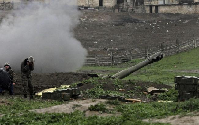 Азербайджан обвинил Армению в нарушении перемирия в Нагорном Карабахе