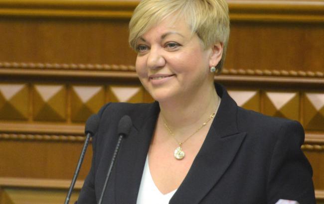 Гонтарева несобирается покидать Нацбанк Украины