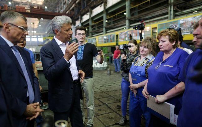 Бойко: грамотная налоговая политика обеспечит развитие нашей промышленности