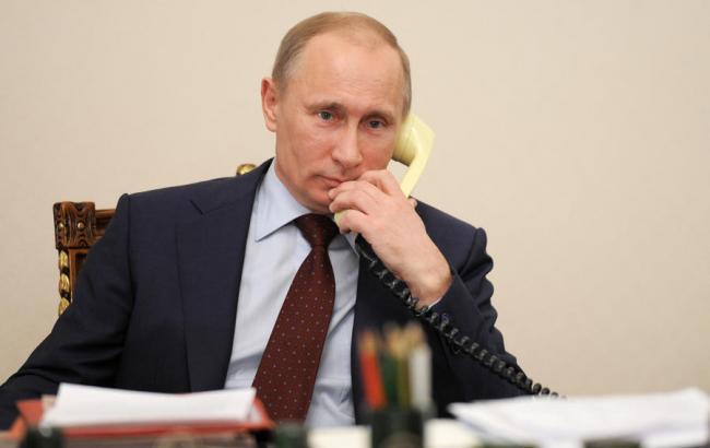 Фото: у РФ стверджують, що найближчим часом Володимир Путін зустрінеться з Терезою Мей