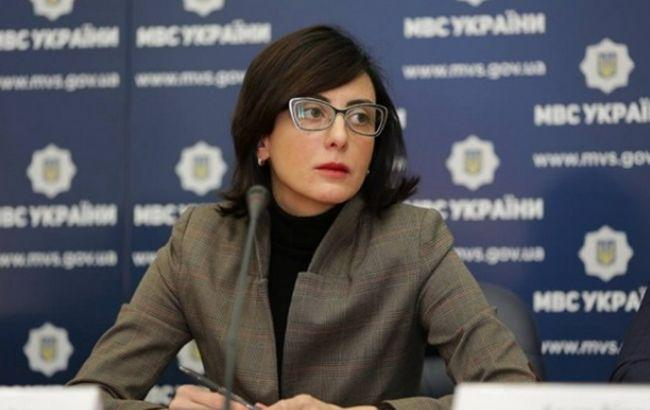Фото: Хатия Деканоидзе рассказала, сколько Нацполиция планирует получить из госбюджета в следующем году