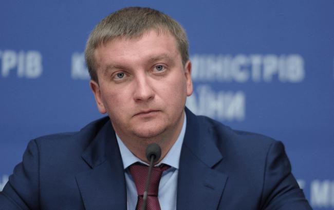 Руководитель Минюста: Закон обэлектронном декларировании может быть изменен