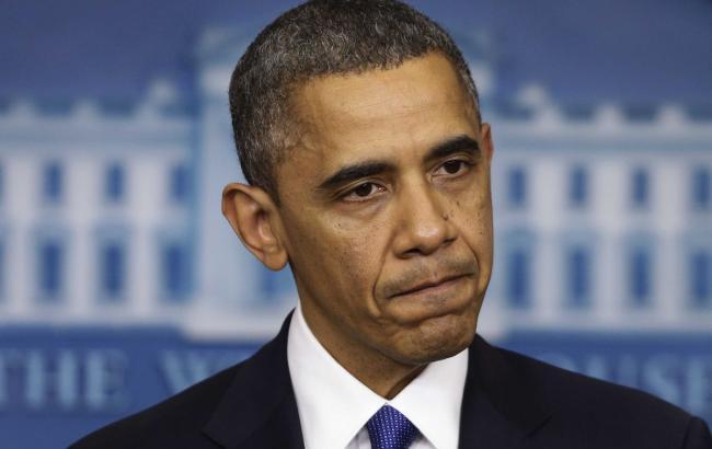 Фото: Барак Обама ветував закон про 11 вересня