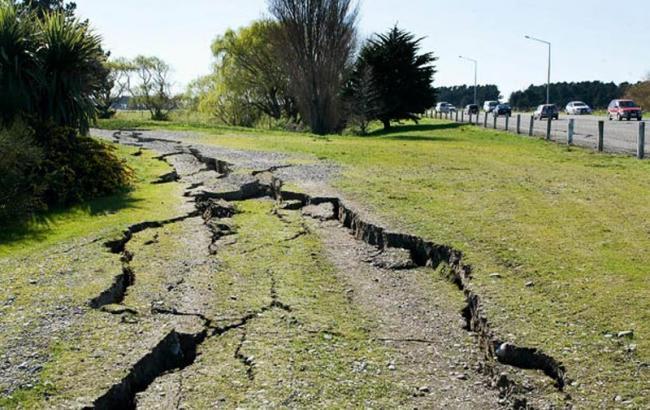 Фото: в Румынии произошло землетрясение