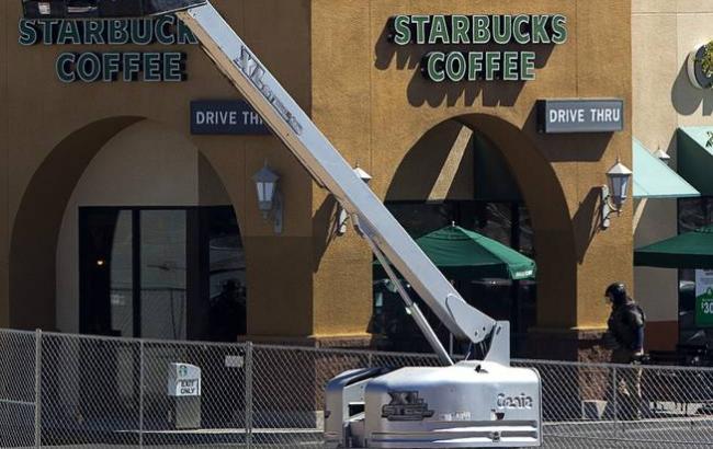 Фото: у кав'ярні Starbucks в Лас-Вегасі сталася стрілянина