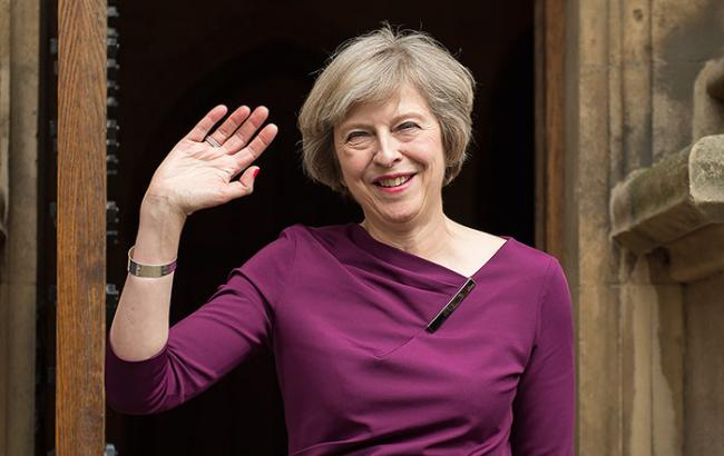 Фото: Тереза Мей закликає парламент проголосувати за вихід з ЄС