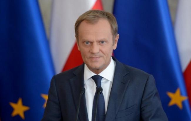 Туск призвал власти Польши ксоблюдению норм европейской модели демократии