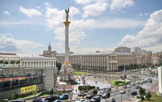 В Киеве появится ул. Добровольческих батальонов