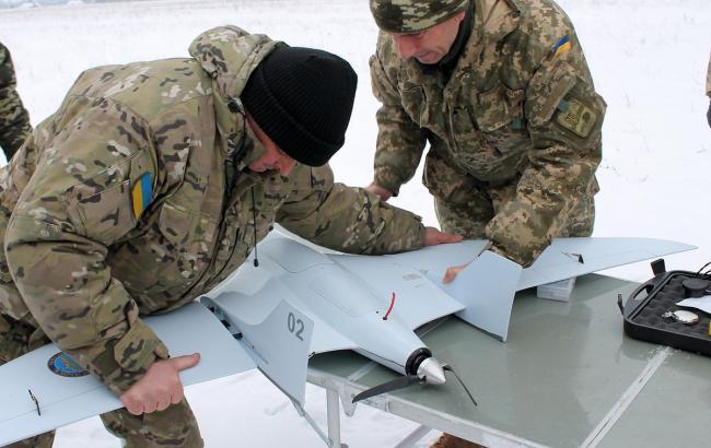 Фото: на Черниговщине проводят испытание нового беспилотника