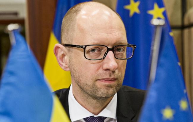 Яценюк иНФ обратятся к премьеру пофинансированию строительства национальной границы