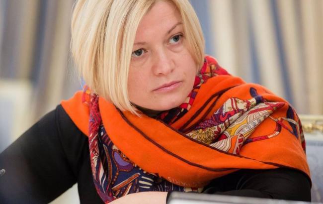 Россия на Донбассе распространяет недостоверную информацию о НАТО, - Геращенко