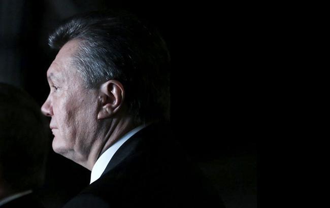 как Януковича начали судить заочно