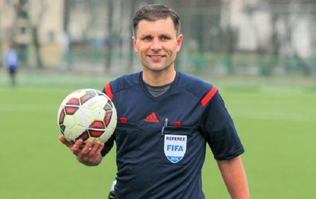 Назначена бригада арбітрів на матч Ліги націй Україна - Чехія