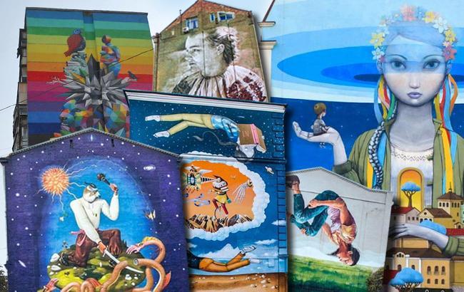 А-муральное мнение: стоит ли переживать о засилье арт-объектов в Киеве
